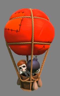 Vojska                  Troop-balloon