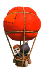 Troop-Balloon